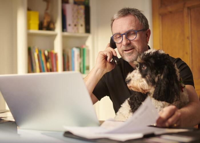 Steuerrecht: Aufwendungen für einen Hund können abzugsfähige Werbungskosten sein